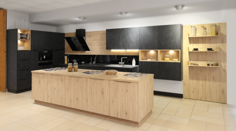 kuchyně SENESI