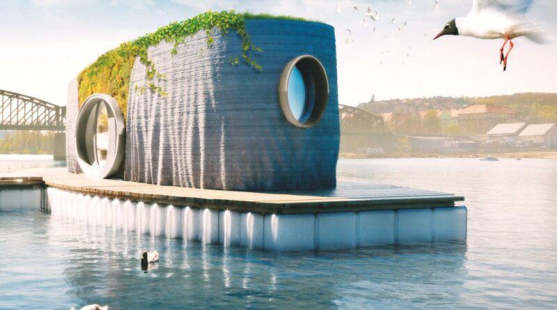 Prvok, první 3D tištěný dům v Česku