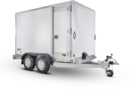 Výrobce přípojných vozidel AGADOS přichází s novou řadou skříňových přívěsů