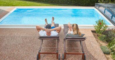 Přelivový bazén od Albixon