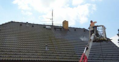 Umyjemto - čištění střech a fasád a nátěr střech a fasád